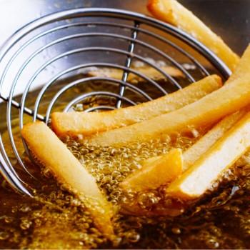 Patat frituren niet de beste keuze