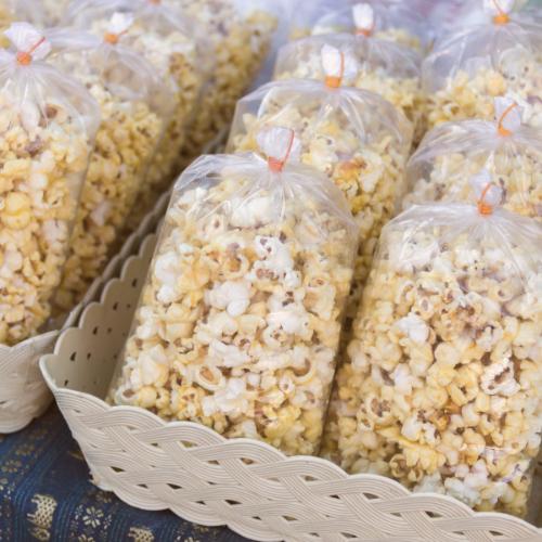 Popcorn uit supermarkt gezond
