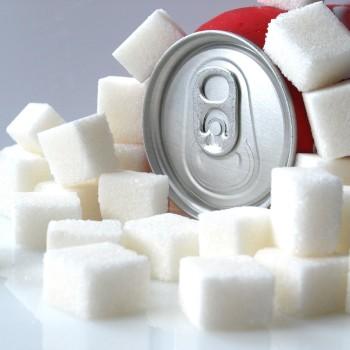 Suiker in cola en frisdranken