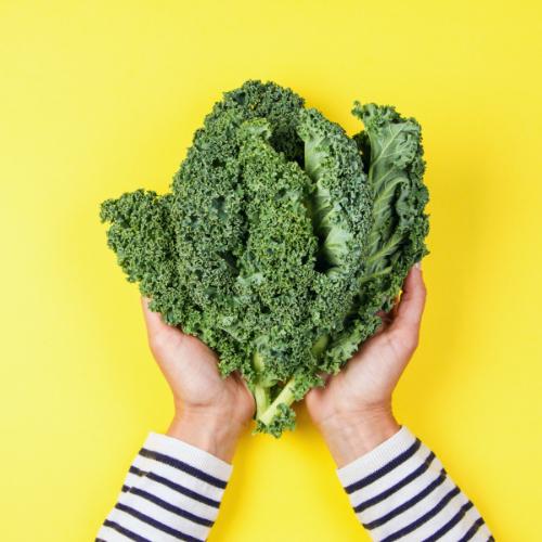 Boerenkool zit vol met antioxidanten, vitamines, mineralen en vezels