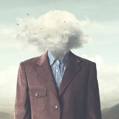 Brain fog veroorzaakt een verminderde cognititie