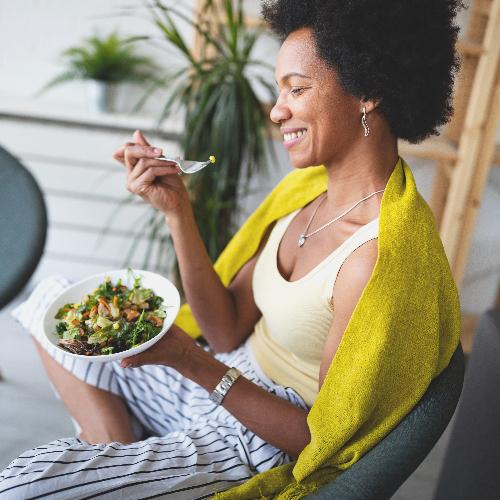 Brandend maagzuur - let op hoe en wat je eet