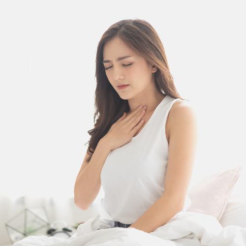 Brandend maagzuur - reflux ziekte