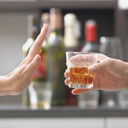 Brandend maagzuur - vermijd roken en te veel alcohol