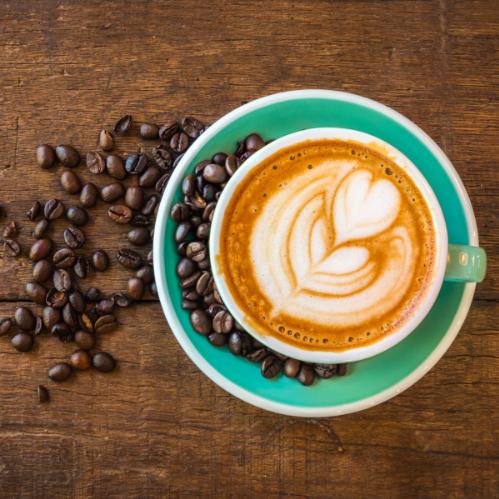 Cafeïne heeft minimaal effect als vetverbrander