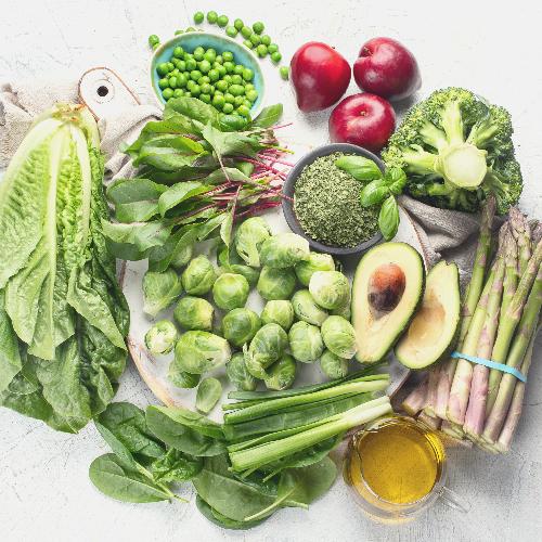 De invloed van voeding vitamine K