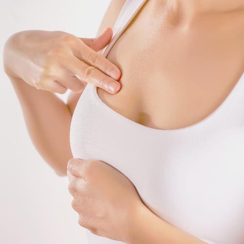 Klachten bij pijnlijke, gevoelige borsten