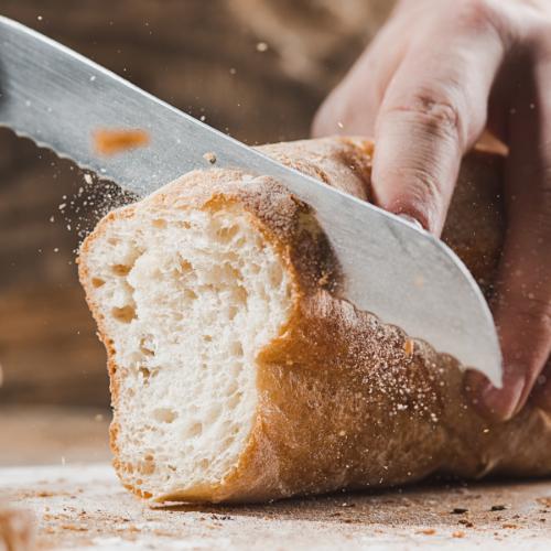 Koolhydraten in brood