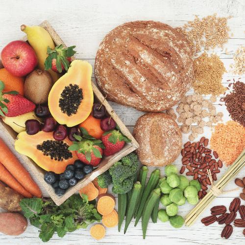 Opgeblazen gevoel en de invloed van voedingsvezels