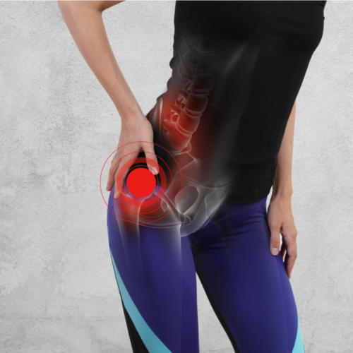 Pijn in de heup kan meerdere pijnklachten opleveren