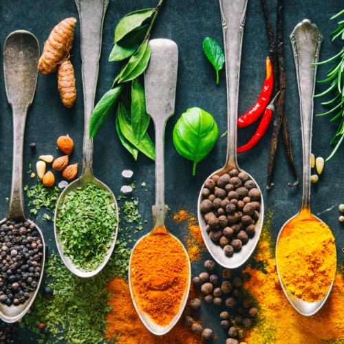 Specerijen en kruiden zijn goede ontstekingsremmers
