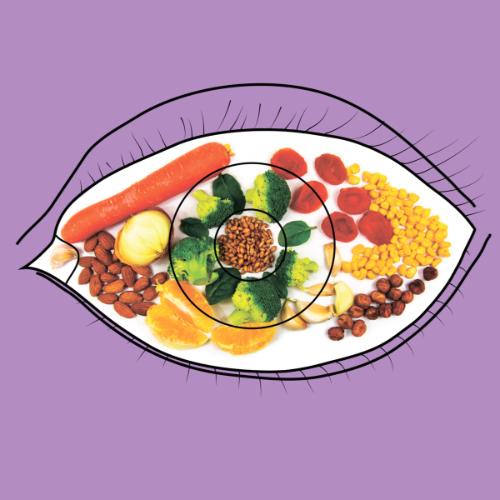 Voeding is essentieel voor oog gezondheid