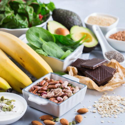 Voeding met magnesium tegen magnesiumtekort