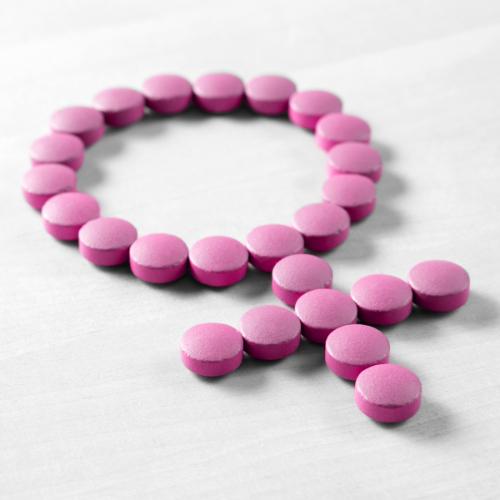 Vrouwelijke hormonen kan voor aften zorgen
