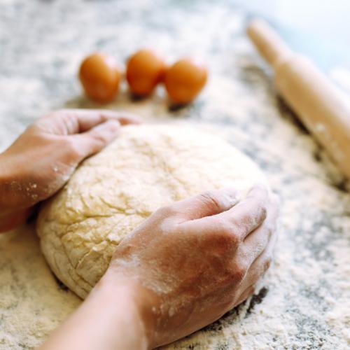 Zelf koolhydraatarm brood maken