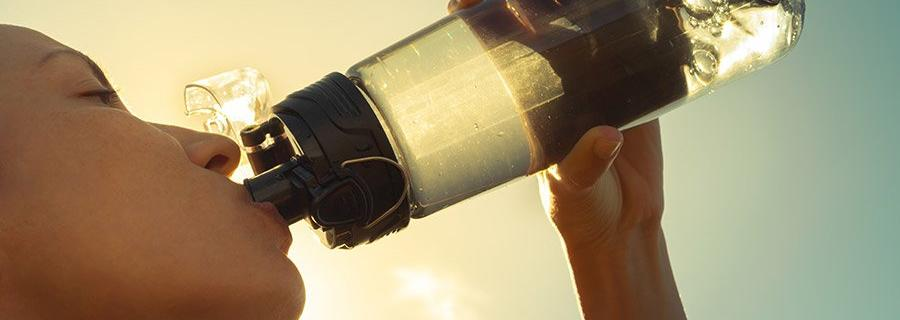 Hoeveel water drinken per dag?