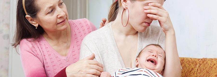 Postnatale depressie: symptomen en behandeling