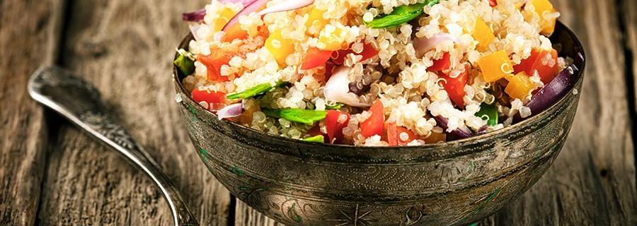 Quinoa: gezonde krachtvoeding