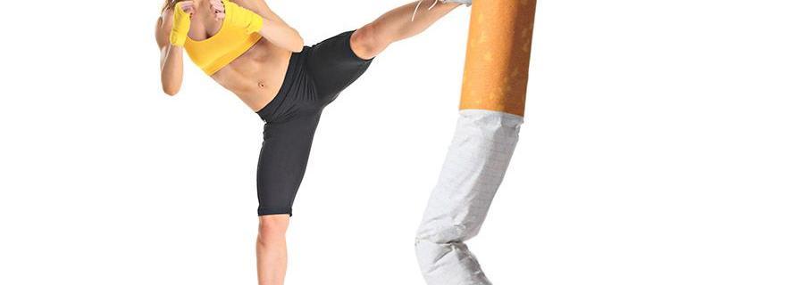 Stoppen met roken zonder aankomen (10 tips)