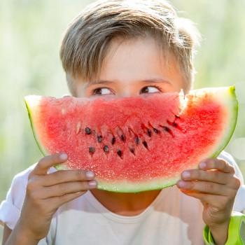 Bewust eten, aandacht voor eten, gezond kind
