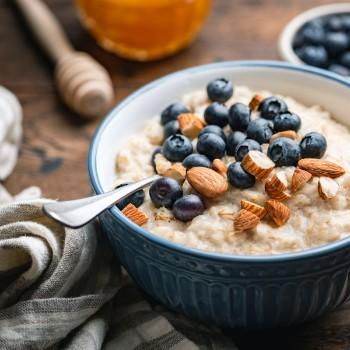 Koolhydraten en sporten, belangrijk voor energie, havermout