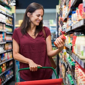 Producten uit de supermarkt, wat is gezond