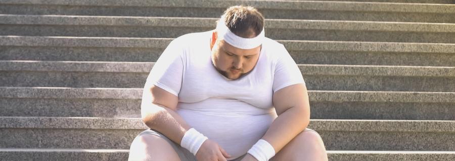Afvallen door sporten moeilijker voor mensen met obesitas