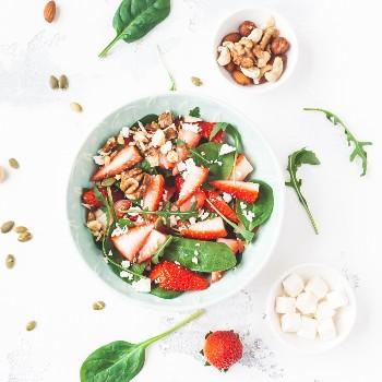 Gezond eten richtlijnen van gezondheidsraad