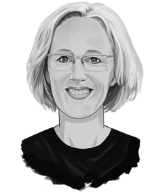Voedingswetenschapper Angela Sever