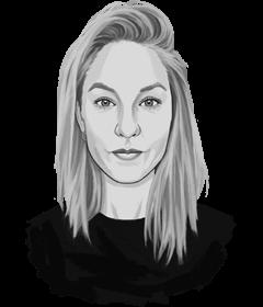 Meryl van den Rijk, Redacteur bij Gezondeten.nl